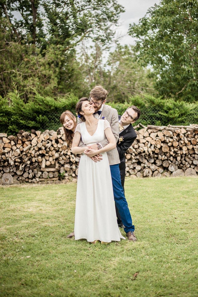 Photographe de mariage à Montauban.