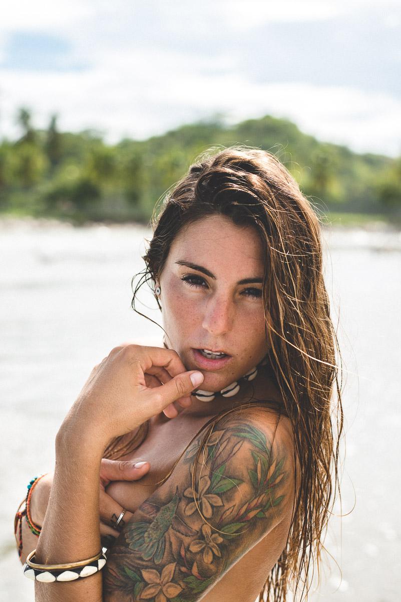 Photos de mode au Costa Rica