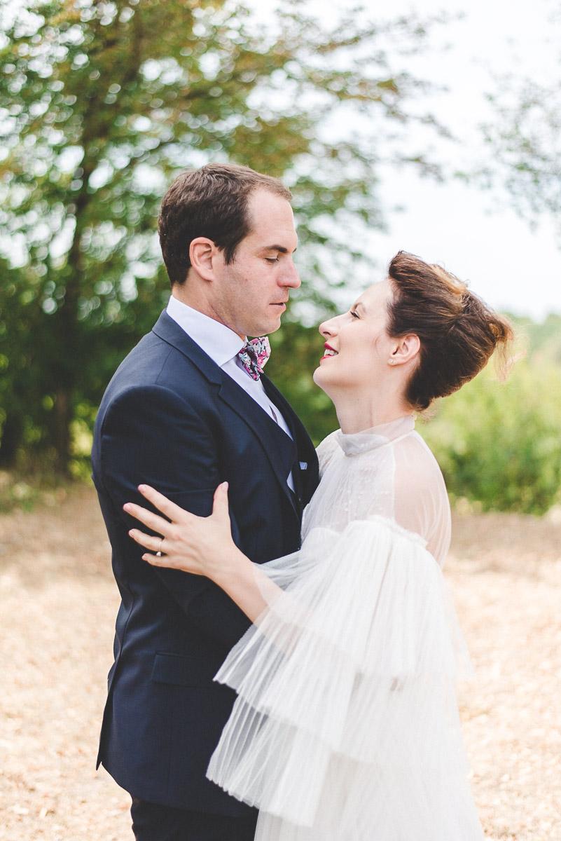 Photos de mariage modernes et naturelles, par Bryan Perie