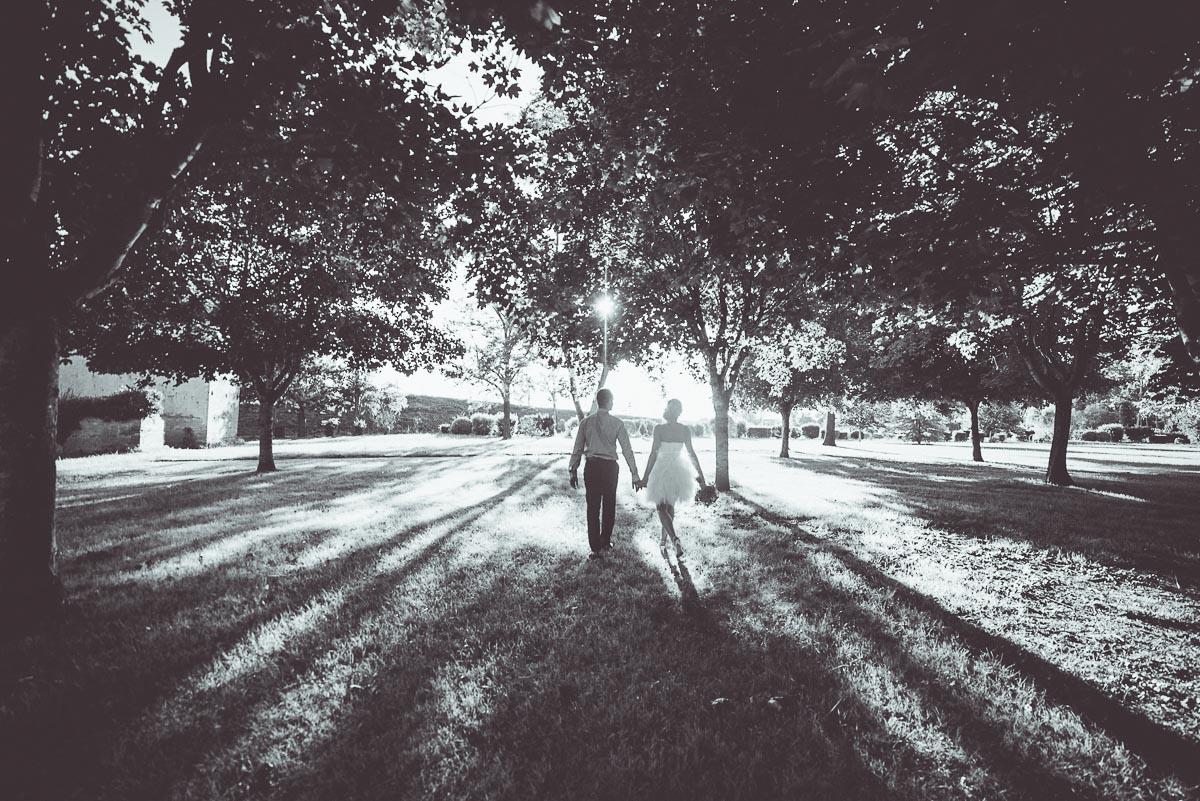 Photographie de mariage à Cahors.