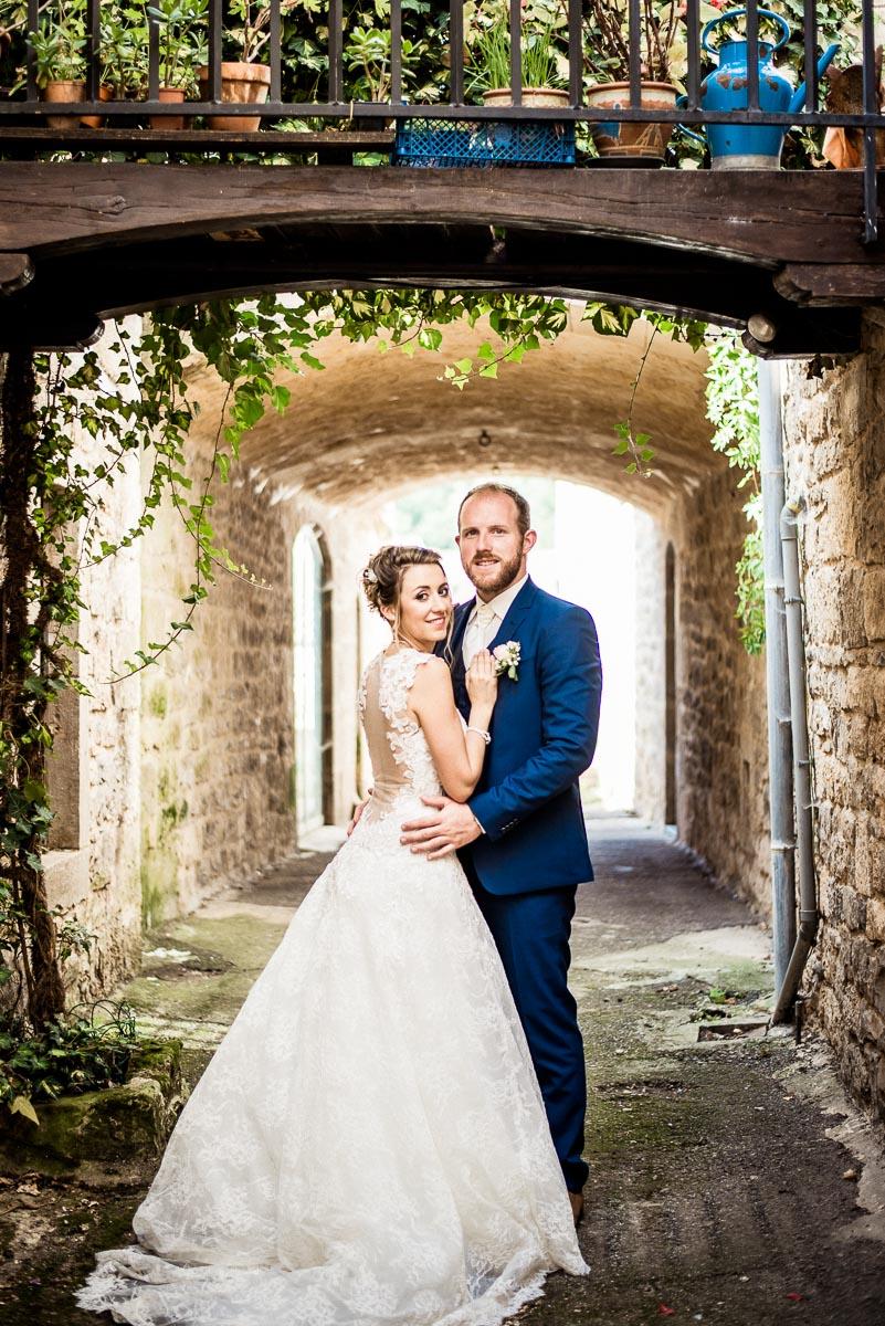 Mariage à Cahors photographié par Bryan Perie.