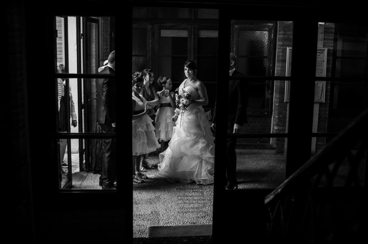 Photographie de mariage à Moissac par Bryan Perie.