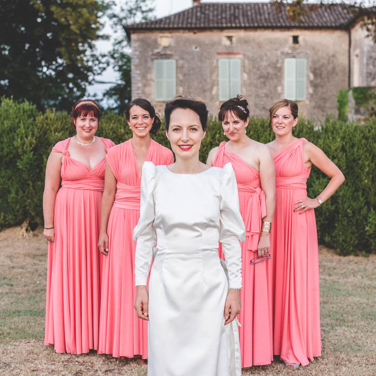 Photographie d'un mariage à Montauban par un photographe professionnel.