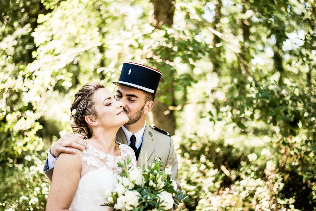 Photographie d'un mariage à Toulouse par un photographe de mariage.