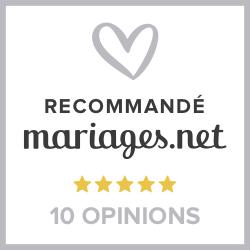 Avis photographe de mariage sur Mariages.net